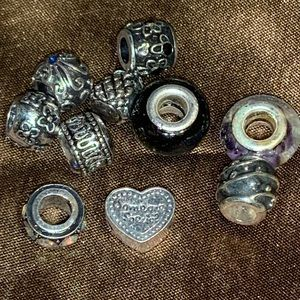 10 new bracelet beads fit Pandora special theme